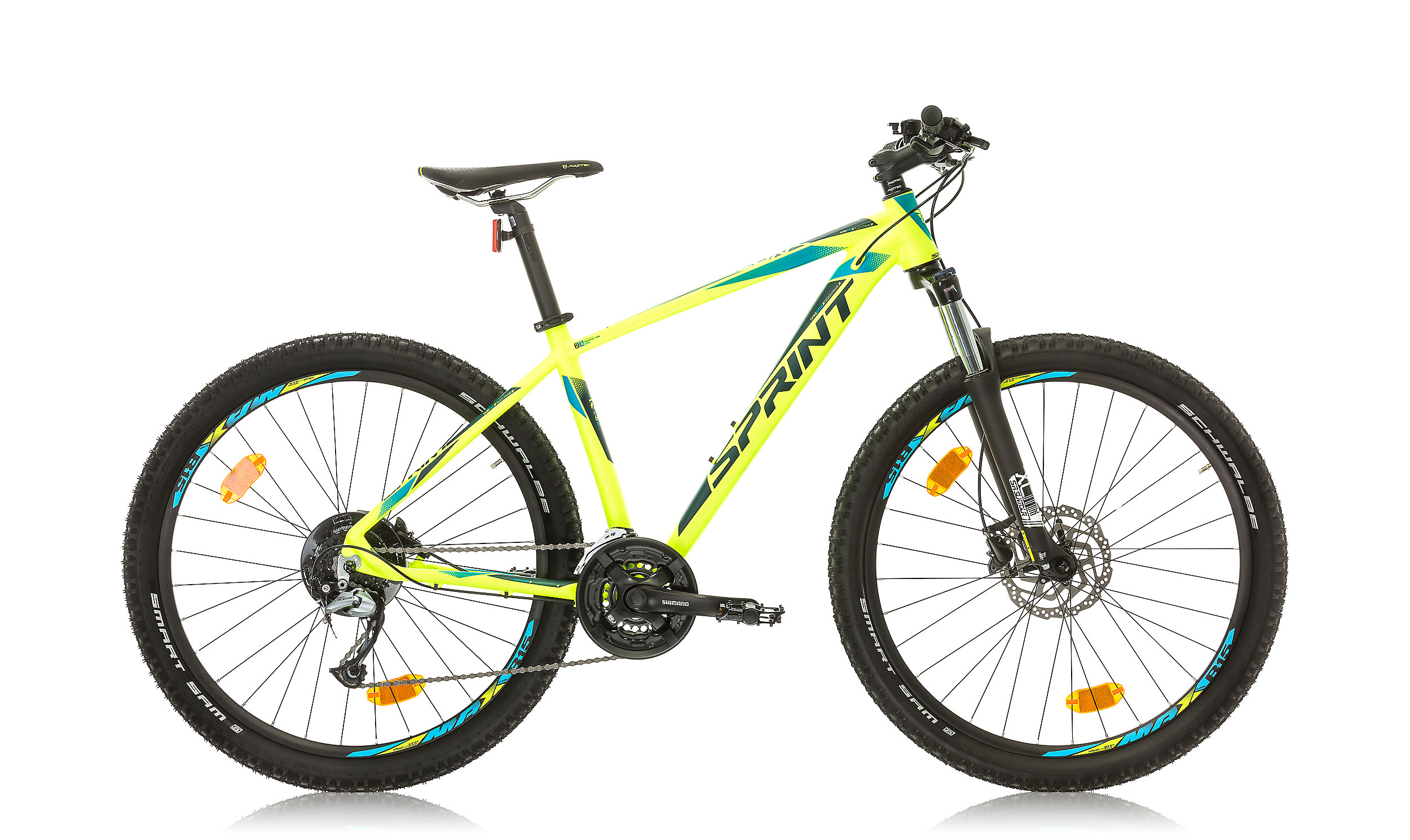 Велосипед Sprint Apolon Eco 27.5