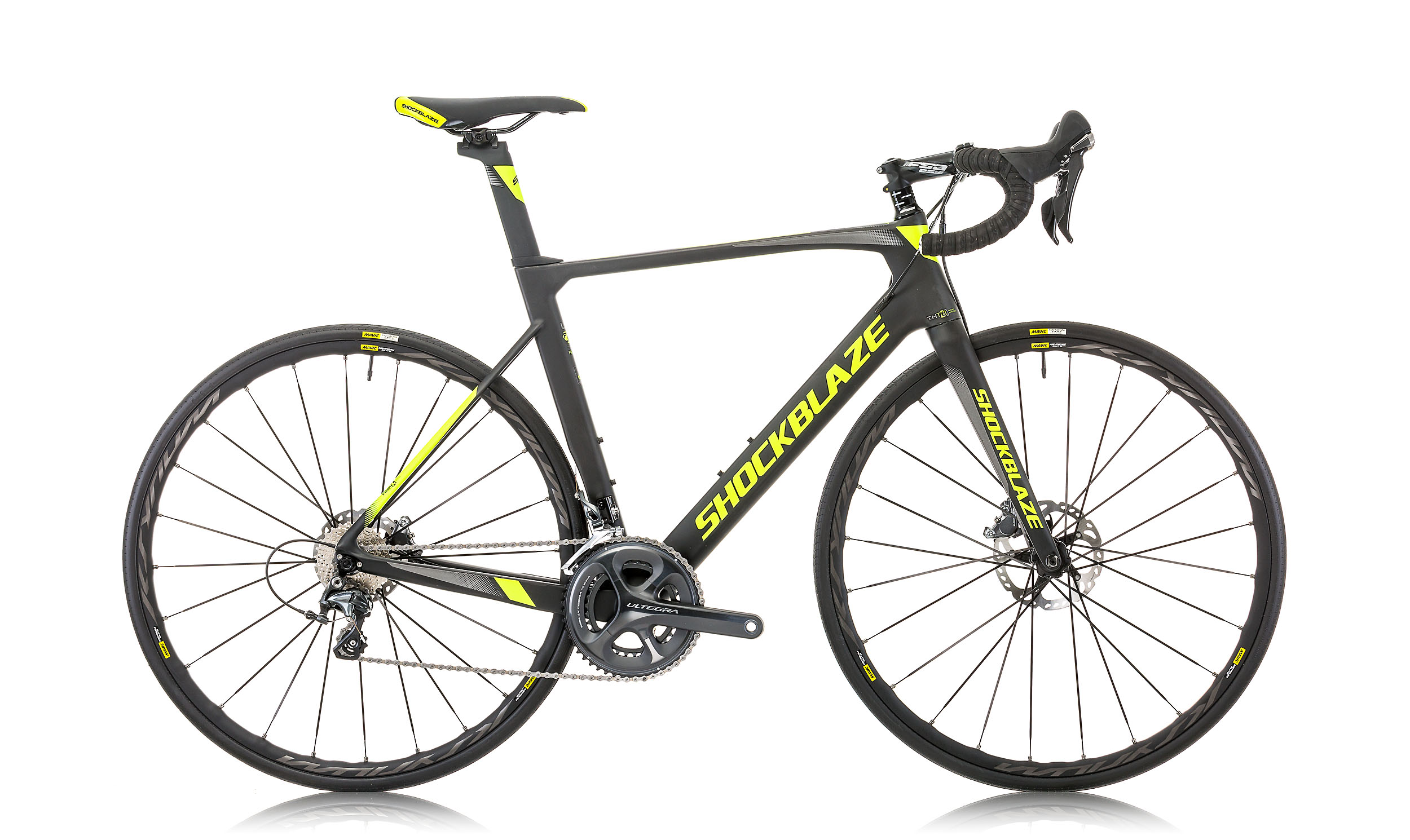 Shockblaze - Шосеен велосипед Shockblaze S5 SL Ultegra Disc Outlet